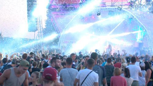 11.000 personnes étaient présentes au So W'happy