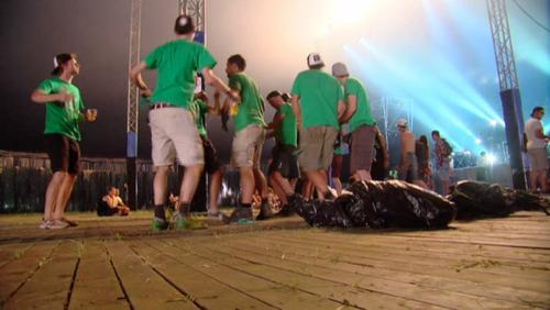 Festival de Dour: La Green Croos Team