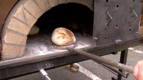 Le pain à la fête au Mont-Saint-Aubert