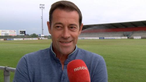 Carl Deviaene nouvel entraîneur du RFC Tournai