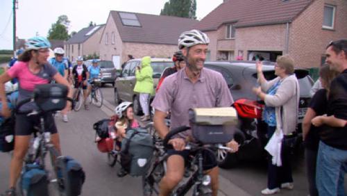 Un tour du monde de 15.000 km à vélo