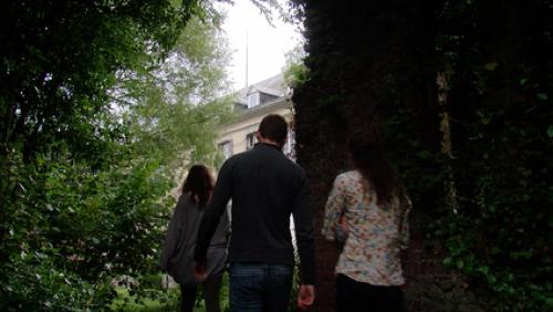 4 jeunes veulent faire revivre l'Abbaye du Saulchoir