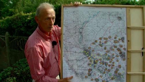 Plus de 65 villas gallo-romaines dans le Tournaisis ?