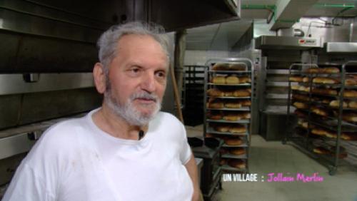 Boulangers de père en fils