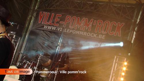 Ville pomm'rock