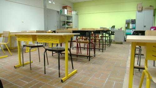 Nouveaux locaux à l'école communale de Bon-Secours