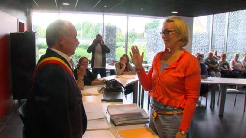 Nadège Donnez devient conseillère PS à Antoing