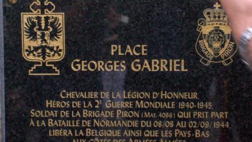 La Place Georges Gabriel