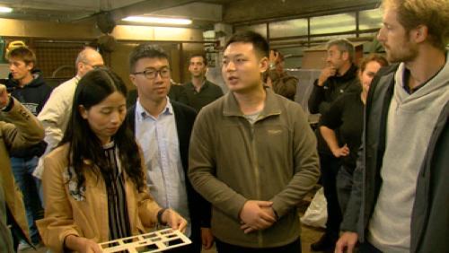 Des Chinois au CARAH pour en savoir plus sur la pomme de terre