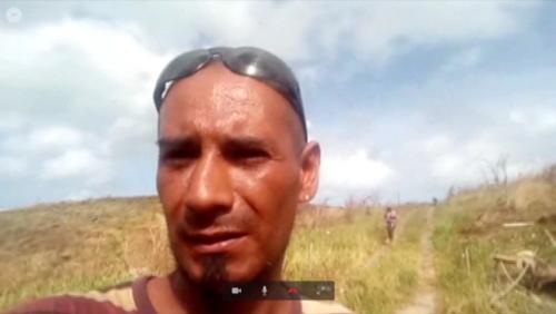 Mathieu Roelandts témoigne, ce tournaisien était à Saint Martin lors du passage d'Irma