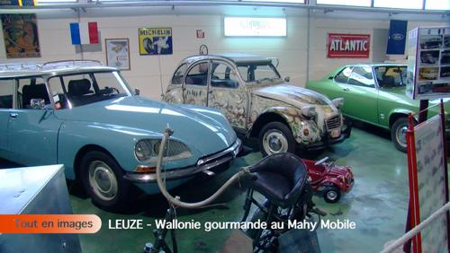 Wallonie gourmande au Mahy Mobile