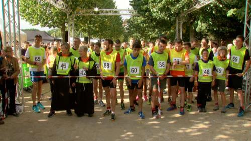 Plus de 900 joggeurs pour le retour des 24h d'Ath