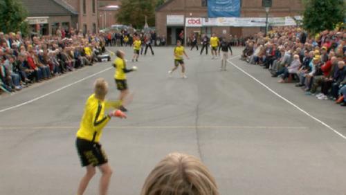 Championnat de Belgique de N1 de Balle Pelote: Thieulain étrillé 3-13 lors de la première manche de la finale