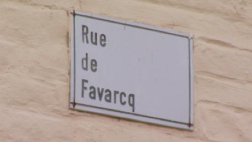 C'est parti pour les travaux de la rue de Favarcq