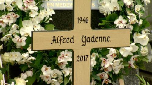 Les hommages continuent à affluer pour Alfred Gadenne