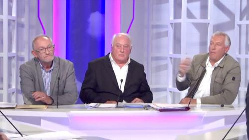 """Florilège d'extraits du débat """"Liaison Pairi Daiza - N7"""""""