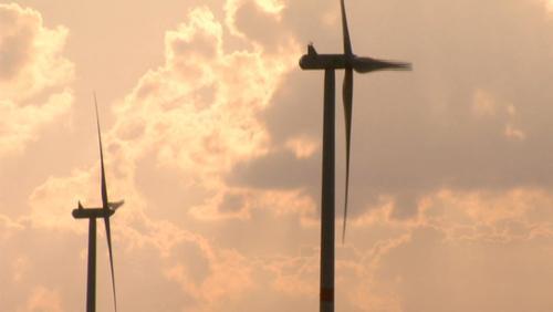 Le parc éolien Tournai Ouest inauguré