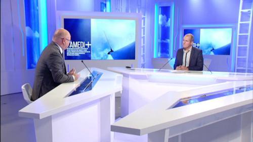 Entretien avec le ministre wallon Jean-Luc Crucke