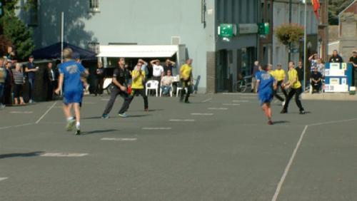 Balle Pelote: finales nationales pour les divisions régionales