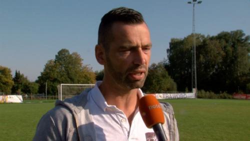 Football - D2 Amateurs - REAL - Sprimont Comblain - ITV Steven Hilaers, entraîneur REAl