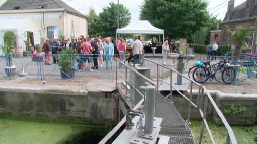 De nouveaux Kayaks et pédalo pour le canal de l'Espierre
