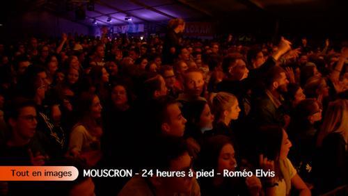 24 heures à pied - Roméo Elvis