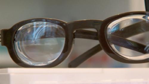 Des lunettes pour les enfants de Bukavu