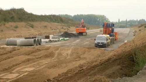 La liaison entre Wannebecq et Lessines fermée jusque mars 2018