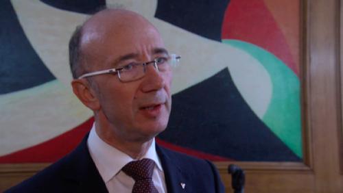 Rudy Demotte se prononce sur le conflit de l'Elysée