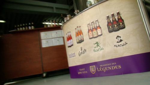 La brasserie des légendes inaugure une nouvelle structure