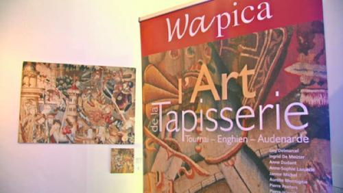 l'art de la tapisserie de Tournai, Enghien et Audenarde