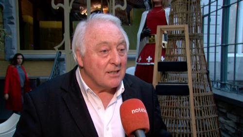 Marc Duvivier propose une alternative pour la route de Pairi Daiza