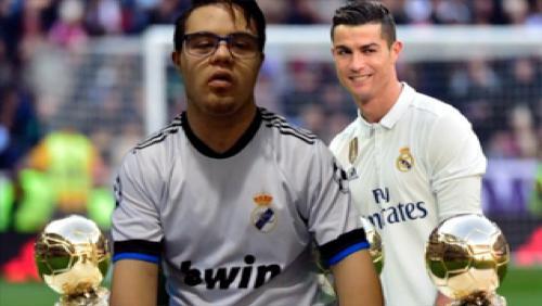 Angelo rêve de rencontrer Cristiano Ronaldo