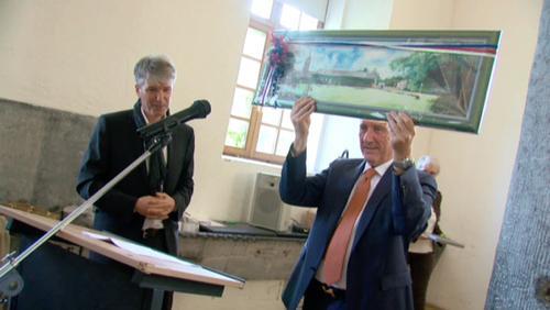 60 ans d'amitié entre Enghien et Enghien-les-bains