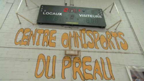 Le Hall omnisport du Préau en état d'urgence!