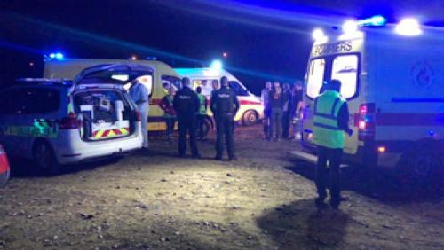 Explosion à l'Antoing Cross Festival : la famille est hors de danger