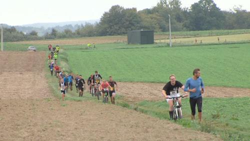 Le Run & Bike des Collines devient le plus grand de Wallonie