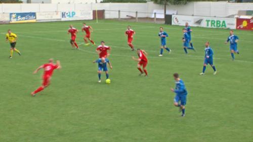 Foot P1: nouvelle victoire convaincante de Pays Blanc Antoing