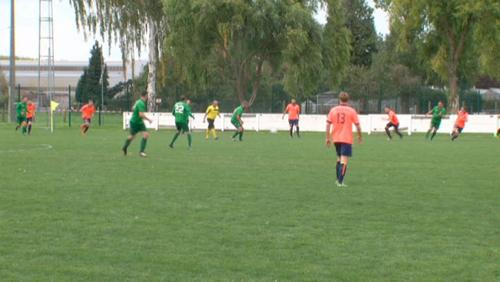 Football Provinciale 2A: OC Warcoing - AC Estaimbourg