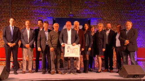 Jean-Luc Crucke fête ses 20 ans de maïorat