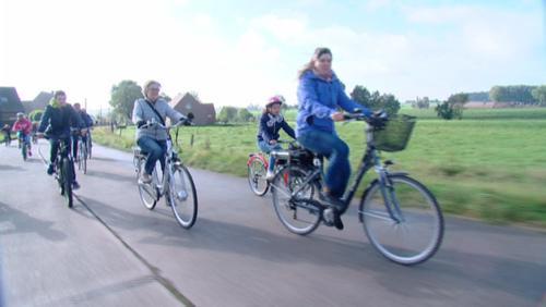 Les balades des Collines ou le vélo pour tous