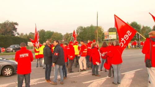 La grève du 10 octobre en wapi