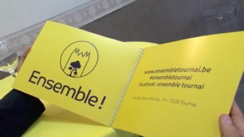 Ensemble : nouvelle liste pour Tournai
