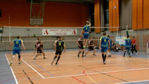Volley N2: débuts intéressants du Skill VC Tournai