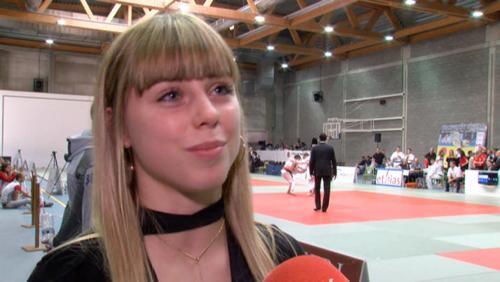 Championnat régional de judo : Loïs Petit absente