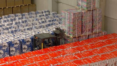 Sédis logistics