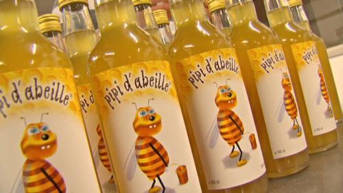 Du pipi d'abeille...