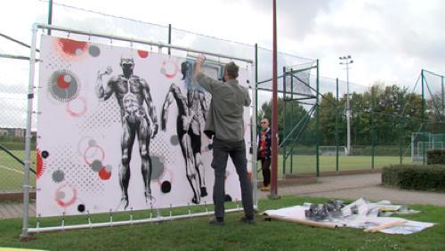 Le Street Art s'invite en ville