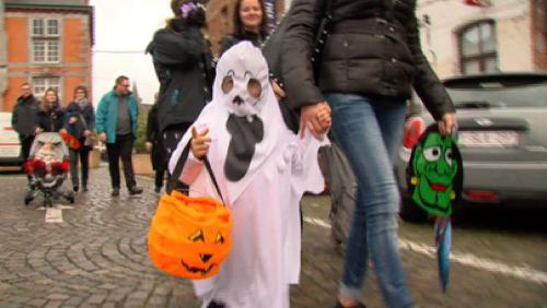 Fêter Halloween avec humour