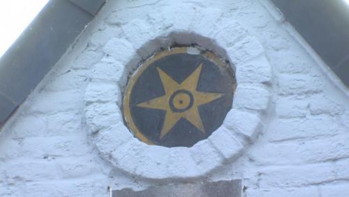 La chapelle a été remise à neuf